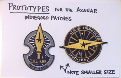 Prototype Patches