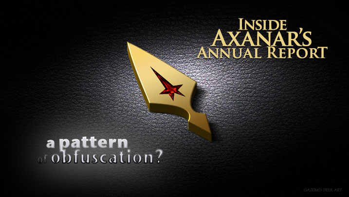 Star Trek Axanar Logo Wallpaper by DeviantArt user gazomg
