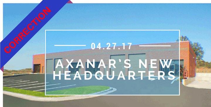 axanar leasing warehouse in lawrenceville georgia axamonitor. Black Bedroom Furniture Sets. Home Design Ideas